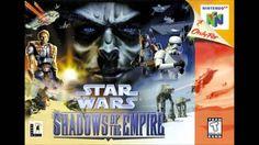Star Wars: Shadows of the Empire (Nintendo 64, 1996)