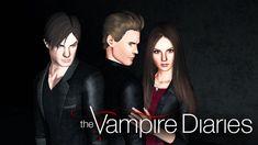 The Vampire Diaries Sims -Wolfguk2