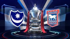 FA Cup highlights: Portsmouth 2-1 Ipswich