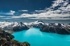 Garibaldi Lake, British Columbia, CA,