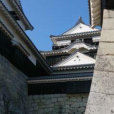 松山城 (Matsuyama Castle) : 松山市, 愛媛県