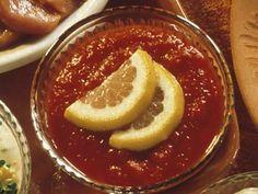 Einfacher Tomaten-Dip | http://eatsmarter.de/rezepte/tomatendip-0