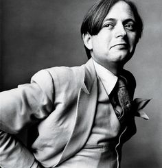 """How Tom Wolfe Became That Guy with the White SuitsIn Vanity Fair, Michael Lewis interviews Wolfe (now 85 and still in white suits), sifts through his letters, and documents the creation of the Wolfe persona: """"When he moved to New York [in 1962] he..."""