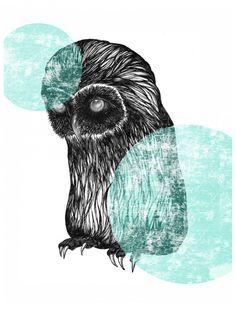 Mason, 21x30 cm - Illustration - Nordic Design Collective