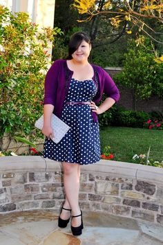 {Plus Size Fashion Tips} Quick tricks to wearing belts | The Pretty Pear Bride | http://prettypearbride.com/plus-size-fashion-tips-quick-tricks-to-wearing-belts/#