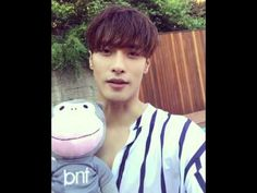 YouTube #SUNGHOON  photo shooting with #bnt #펜션121