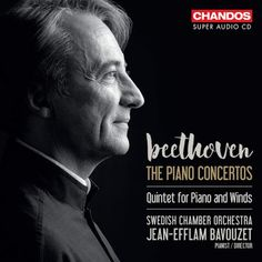 Beethoven Piano Concertos Jean Efflam Bavouzet Album
