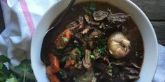 Impress all your friends with this super easy beef bourguignon recipe.