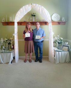 Danita & Curtis got married! 7-24-15 22 years together!  #WeddingOfficiantIndianapolis #getmarriednow