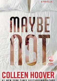 Okładka książki Maybe Not