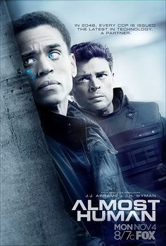 Two parts buddy cop show, one part sci fi, plus Karl Urban. I've become very attached to this show very quickly