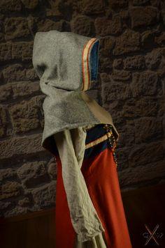 Viking Hood, Clothing, Outfits, Ideas, Fashion, Shawl, Hand Sewn, Vikings, Moda