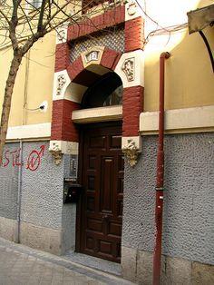 Door, madrid | Flickr: Intercambio de fotos