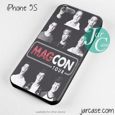 magcon tour Phone case for iPhone 4/4s/5/5c/5s/6/6 plus