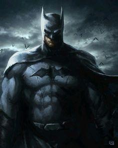 Batman forever.