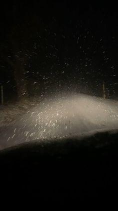 Der erste Schnee in Mümliswil 2020
