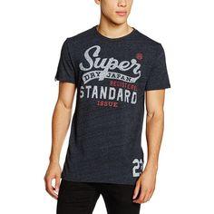 Αποτελέσματα για: 'menclothing clothing t shirts superdry standard tee' Superdry, Tanks, Mens Tops, T Shirt, Clothes, Fashion, Supreme T Shirt, Outfits, Moda