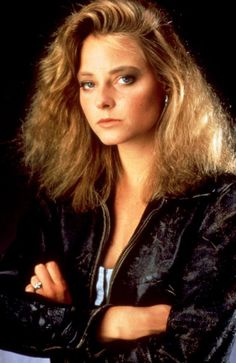 "Jodie Foster en ""Acusados"" (The Accused), 1988"
