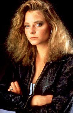 """Jodie Foster en""""Acusados"""" (The Accused), 1988"""