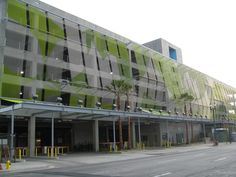 TYLER MESH Facade Exteriors Los Angeles Police Department Stainless Steel Woven Wire