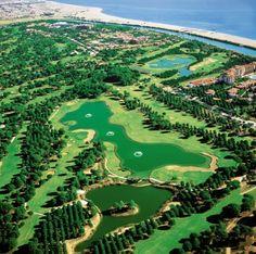 Ha a golf a hobbink, válasszuk a törökországi Belek városát úticélul