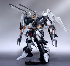 GUNDAM GUY: HGUC 1/144 RX-160S Byarlant Custom - Customized Build