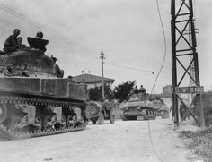 34th Infantry Division. Livorno Italy 1944