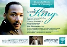Tri-C Hosts 38th Annual Dr. King Celebration
