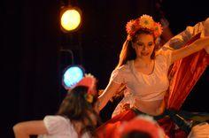 Grupos de Joinville participam de seletiva para o Festival de Dança. As apresentações foram no Teatro Juarez Machado. Crédito: Dashmesh Photos