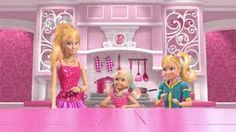 Image result for barbie life in the dreamhouse gif