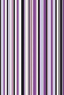 200g Kartonki, raitoja, violetti-musta