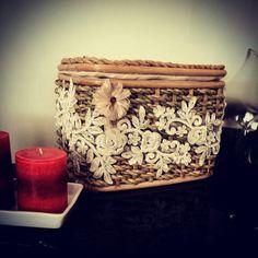 Dekoratif Sepetler ( Handmade )