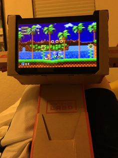 Pro Tip: You can use the Toy-Con Motorbike as a playstand you can use in bed. http://bit.ly/2lnzap3 #nintendo