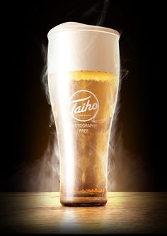 TAIHO BEER CGI TEST on Behance