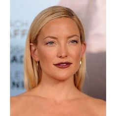 Kate Hudson With Sleek And Straight Hair Hair Care And Styling Tips,... ❤ liked on Polyvore featuring beauty products and haircare