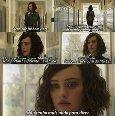 13 reasons why 13 Reasons Why Frases, 13 Reasons Why Reasons, Thirteen Reasons Why, Netflix, Mental Therapy, Meeting Of The Minds, Dark Paradise, Dark Quotes, Les Sentiments