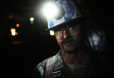 Coal miners deep underground in Colorado's West Elk Mine blast full bore, clinging for survival in bankruptcy, while outside in daylight an industry that
