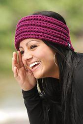 Ravelry: Ridgeline Headband pattern by Liz McQueen $4.00