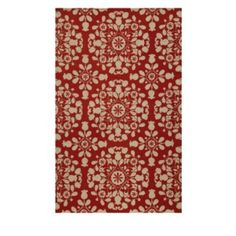 Floral Field Area Rug (96230)  8' x 10' - $699.00