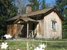 Memory cottage of Aleksis Kivi