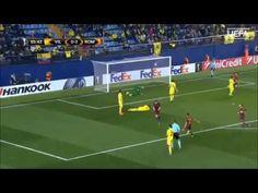 The Latest Updates Soccer Match. EUROPA LEAGUE Round Of 32 - 1st LEG Thursday 16 February 2017 Villarreal 0-4 Roma More Updates, follow us on : Youtube : htt...