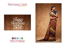 We hope that in this year to come, You make mistakes. Because if you are making mistake, Then you are: Making New Things, Trying New Things, Learning, Living, Pushing yourself, Changing yourself. Changing Your World. Wish You All A Very Happy New Year..!!  #quotes #fashion #Design #Latest #Trending #Stylish #Amazing #Ethnic #Traditional #Saree #Kurties #Lehenga #Salwar #Suits #Sherwani #Men #Women #Dresses #Clothing #Apparels #Garments #Readymades #Embroidery #blazer #Occasion #Wear #Festive