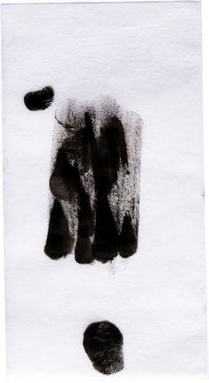 """Multi-touch Finger Paintings by Evan Roth. """"Launch Twitter. Check Twitter. Close Twitter."""""""
