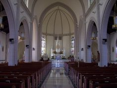 St. Teresa of Avila Church, Summit, NJ by dajamist, via Flickr