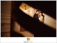San Francisco City Hall wedding by Choco Studio Photography