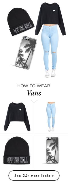 """Untitled #555"" by deima-835 on Polyvore featuring Chicnova Fashion, Vans and Zero Gravity"