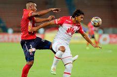 Santa Fe y Medellín confirmaron sus titulares para el duelo de esta tarde