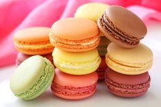 Macarons Francesi (San Valentino)   #dolci