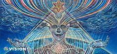 Pronoia  I  Amanda Sage #VISIONLABART