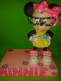 Minnie coqueta